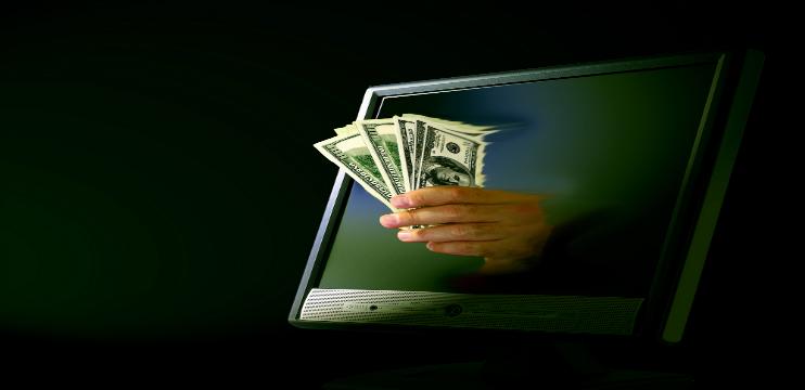 Como ganhar dinheiro na Internet_742X360
