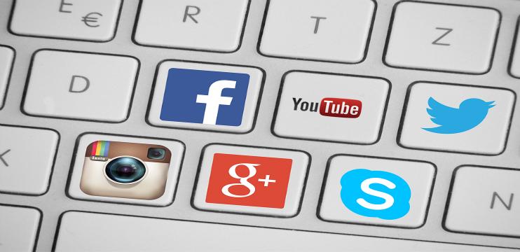 Como usar mídias online para gerar tráfego para blog_742X360